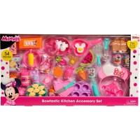 Disney Minnie Mouse Bowtastic Kitchen Accessory Set ...