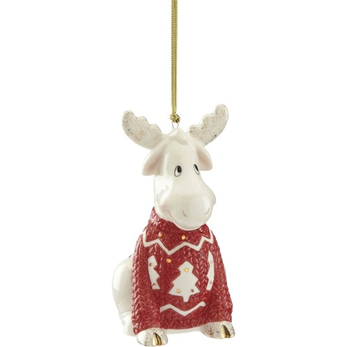 Congenial Lenox Lit Sweater Moose Ornament Lenox Lit Sweater Moose Ornament Ornaments Gifts Lenox Ornaments Australia Lenox Ornaments Amazon