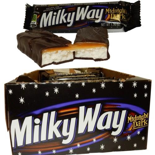 Medium Crop Of Milky Way Candy