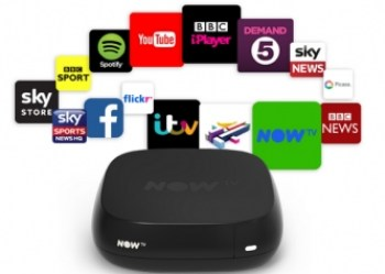 Now TV HD 100 extra Tesco Clubcard points