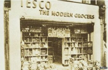 Tesco old store