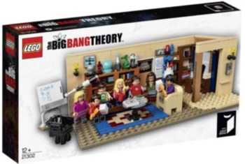 LEGO Idea Big Bang 21302 1000 extra clubcard points