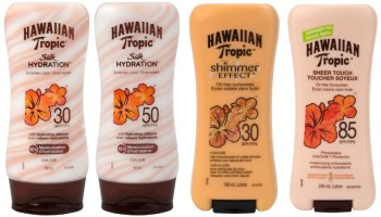 Hawaiian Tropic bonus Tesco Clubcard points