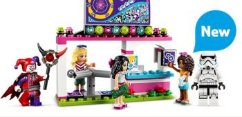 New Lego tesco clubcard boost