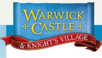 warwick castle clubcard points ticket redemption