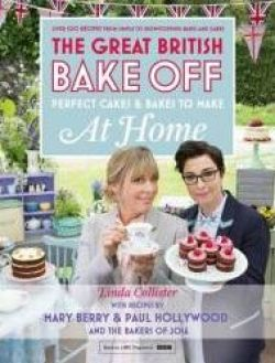 great british bake off baking book perfect cakes bakes tesco clubcard