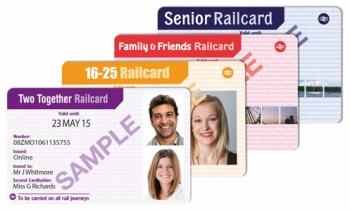 Use Tesco Clubcard vouchers Railcard