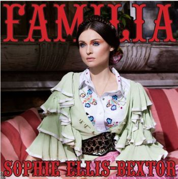 sophie ellis bextor familia sainsburys entertainment bonus nectar points