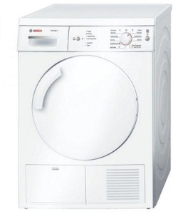 Bosch WTE84106GB 7KG B Rated Freestanding Condenser Dryer with 9 Programmes
