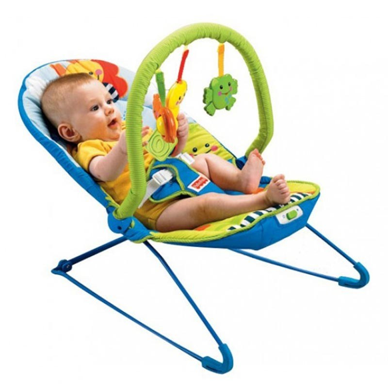 Fisher Price Soothe 39n Play Bouncer Mch016 Baby Zone