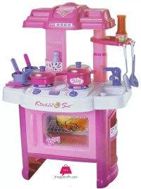 Buy Kitchen Set With Light & Music at Best Price in Pakistan