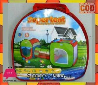 Buy Super Tunnel Tent at Best Price in Pakistan