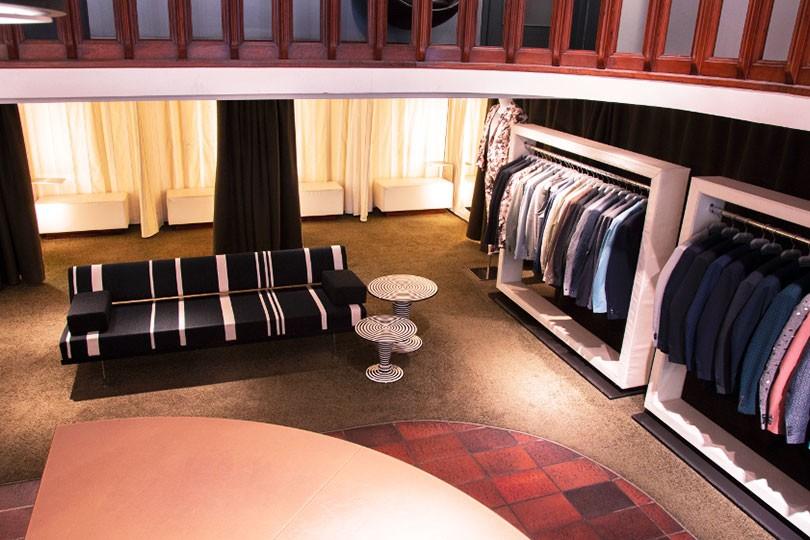Fidelio Men Clothing Store In Zurigo Yourshoppingmapcom