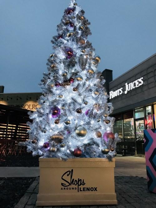 Robust Festive At Shops Around Lenox Festive At Shops Around Lenox Shops Around Lenox Lenox Ornaments 2017 Lenox Ornaments Tree Lighted Wonderball