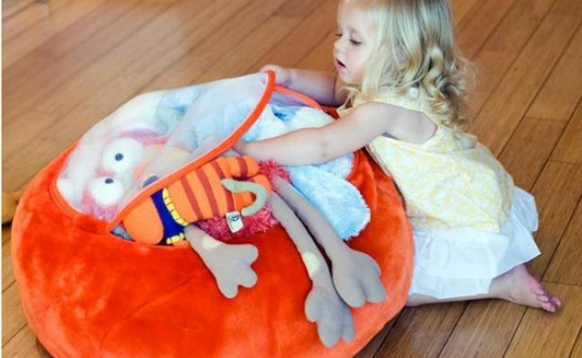 Boon Stuffed Animal Storage Bag
