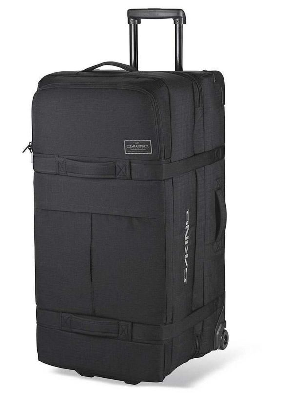 DAKINE SPLIT ROLLER 100L LUGGAGE Black