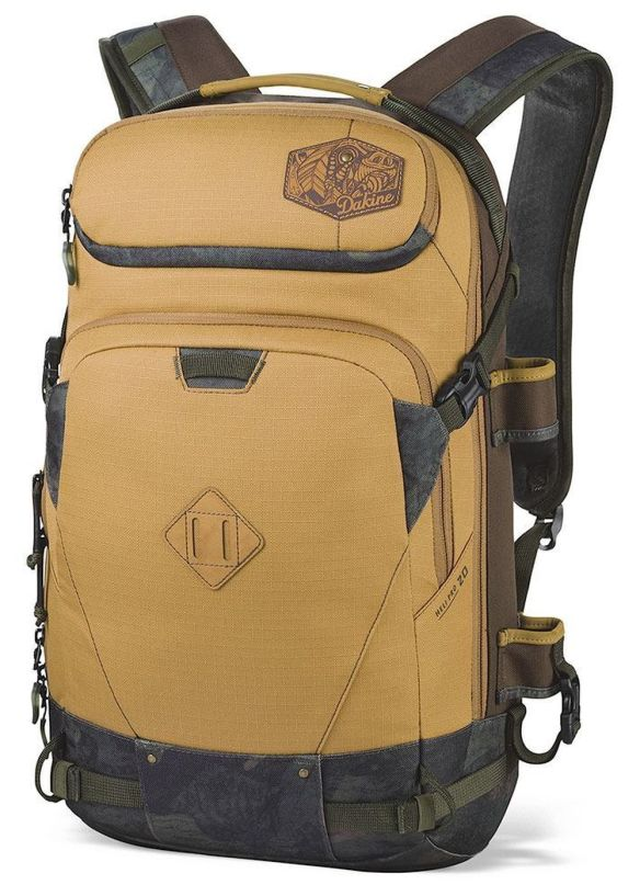 DAKINE TEAM HELI PRO B/PACK 20L Chris Benchetler
