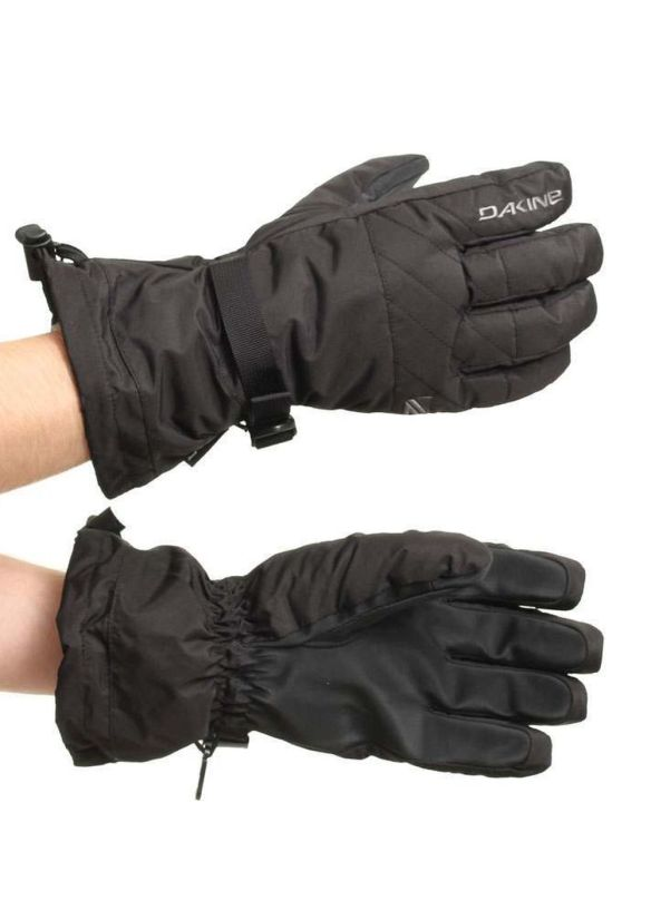 DAKINE TALON SNOW GLOVES Black