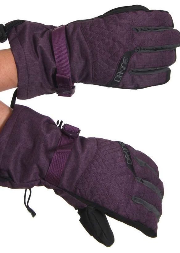 DAKINE CAMINO SNOW GLOVES Mulberry