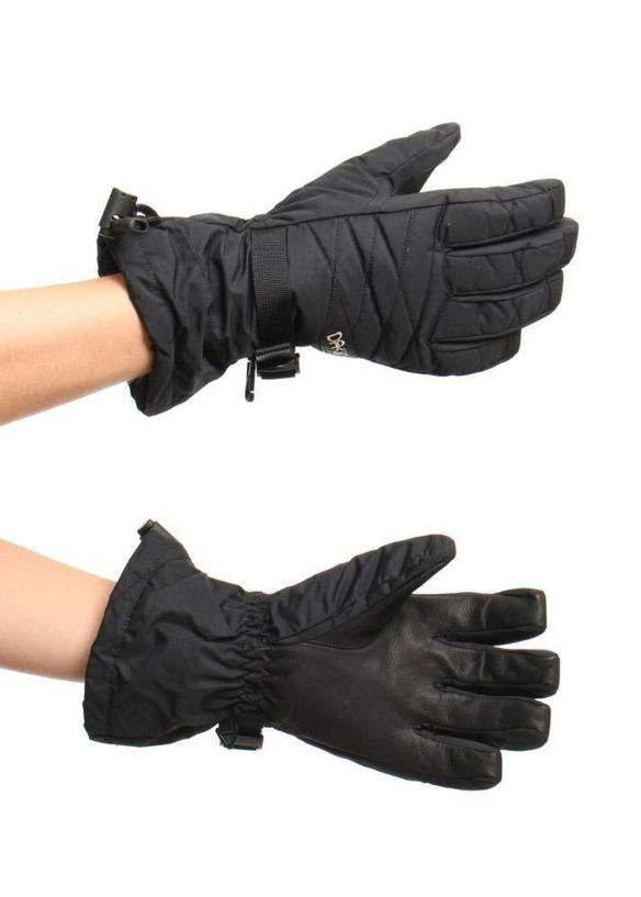 DAKINE TAHOE SNOW GLOVES Black
