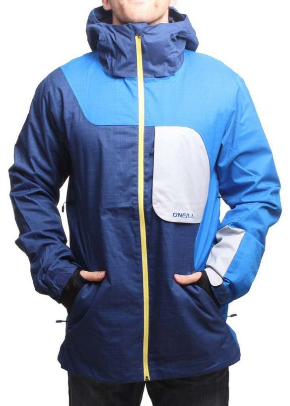 ONEILL PMEX LINE UP SNOW JACKET Atlantic Blue