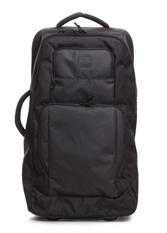 QUIKSILVER ROADIE LUGGAGE 37L Black