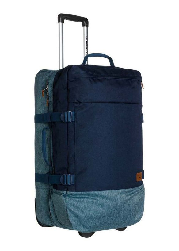 QUIKSILVER DELAY LUGGAGE Dark Denim