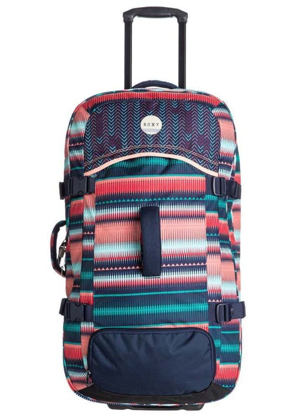 ROXY LONG HAUL 125L LUGGAGE Jogged Stripe