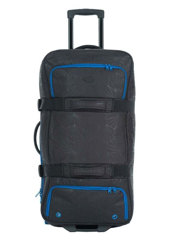ANIMAL WILDER WHEELED LUGGAGE 100L Black