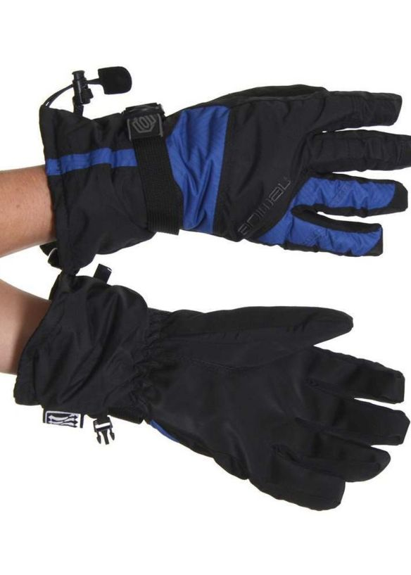 ANIMAL GUNAR SNOW GLOVES Nautical Blue