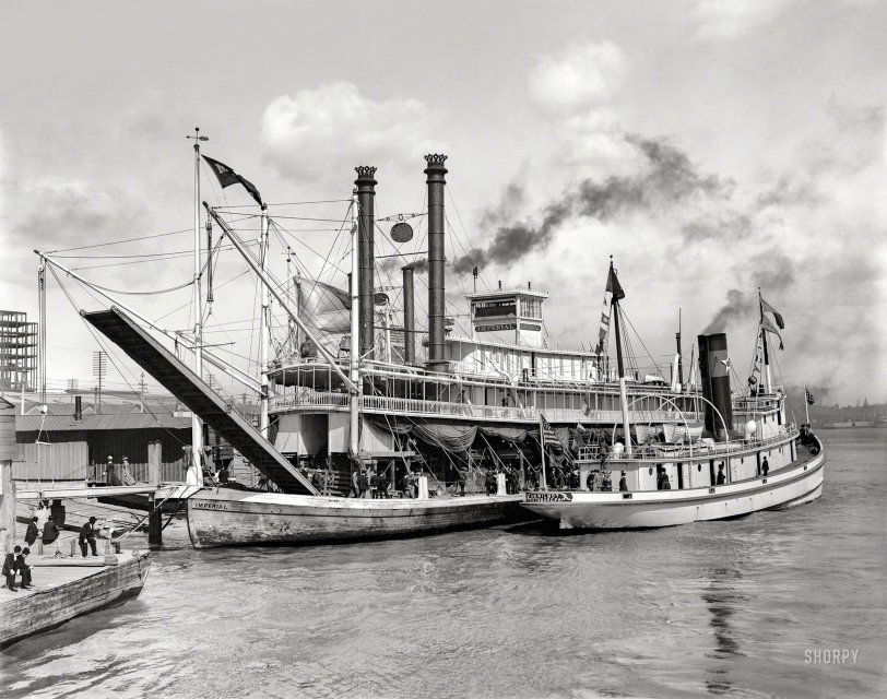 The Imperial 1901 Shorpy Historical Photos
