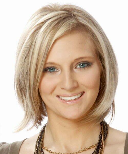 Short haircuts for straight thin hair