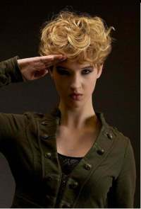 Curly Short Haircuts for 2013 | Short Hairstyles 2017 ...