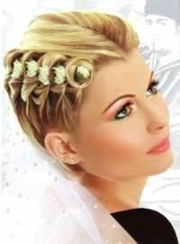Wedding Hairstyles for Short Hair 2014 | Short Hairstyles ...