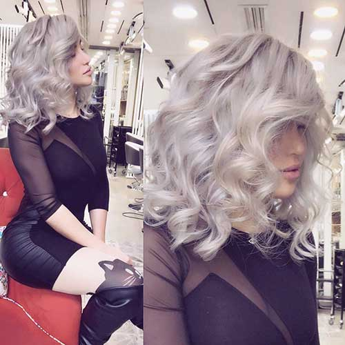 Short Sexy Hairstyle