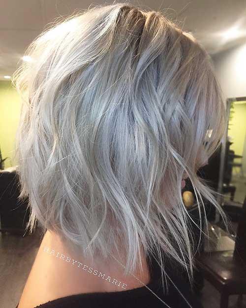 Latest Short Choppy Hairstyles - 20