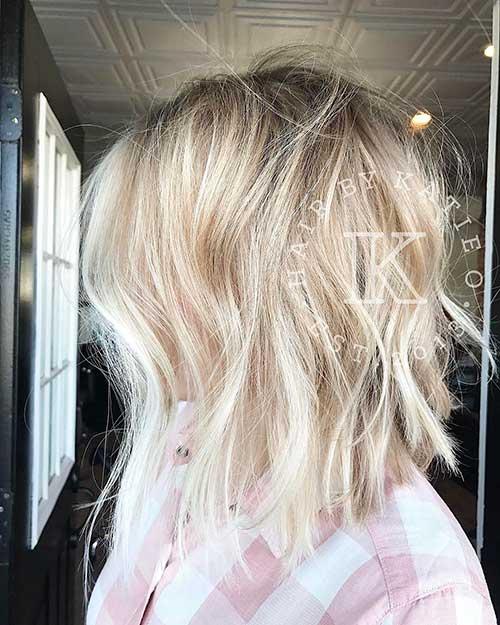 Short Choppy Hairstyles - 23