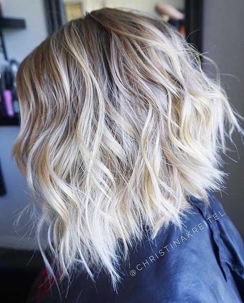 Short Choppy Hairstyles - 27