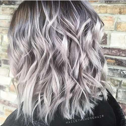 Short Choppy Hairstyle - 34