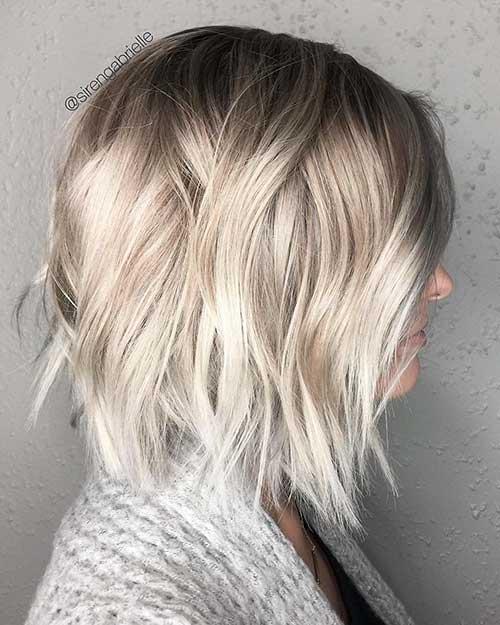 Latest Short Choppy Hairstyles - 9
