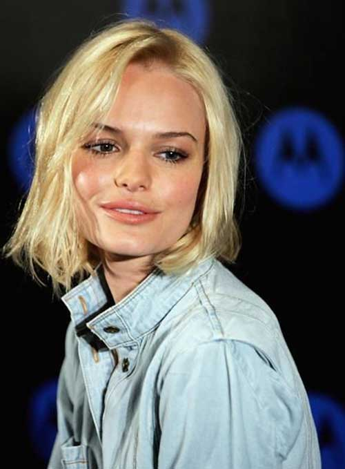 Kate Bosworth Short Haircut