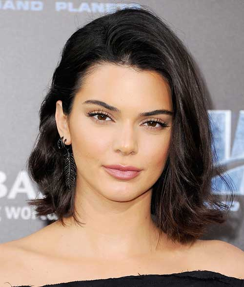 Kendall Jenner Short Hairstyle