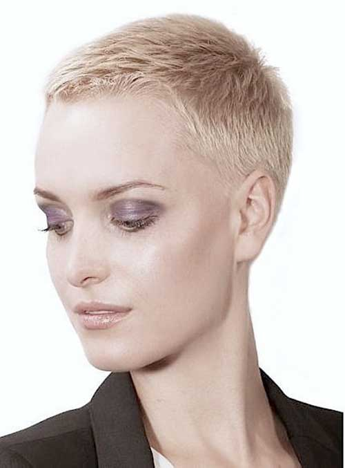 15 Super Short Haircuts For A Modern And Unique Look
