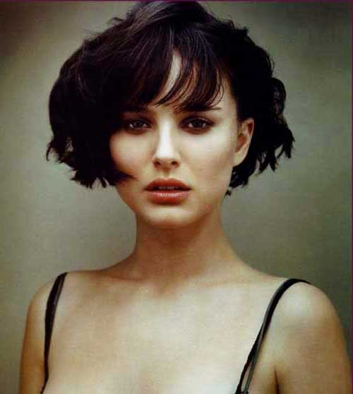20 Female Celebrities with Inspiring Short Hairstyles ...