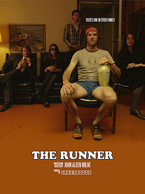 Poster for The Runner