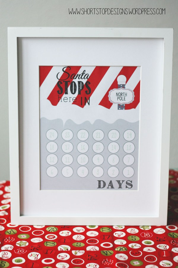 Santa Countdown copy