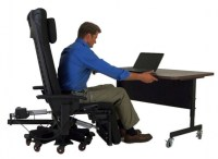 Motorized Office Chair Drive Medical Cobalt Travel Power ...