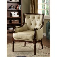 Grey Small Accent Chairs With Arms And Ottoman By Ashley ...