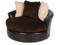 Round Swivel Cuddle Chair | Chair Design