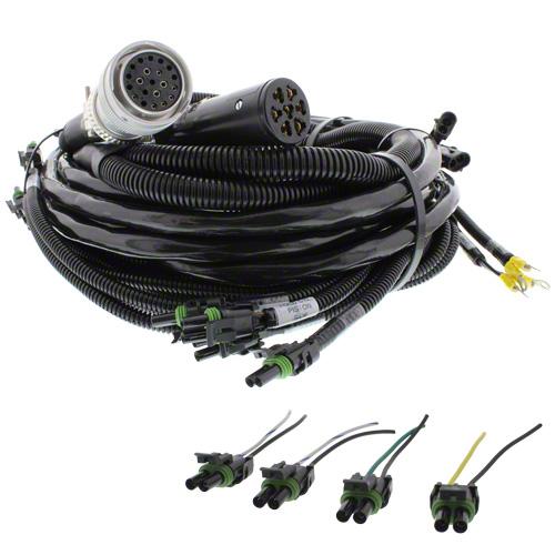 SH30421 - Wiring Harness For John Deere Planter Control Box - Shoup